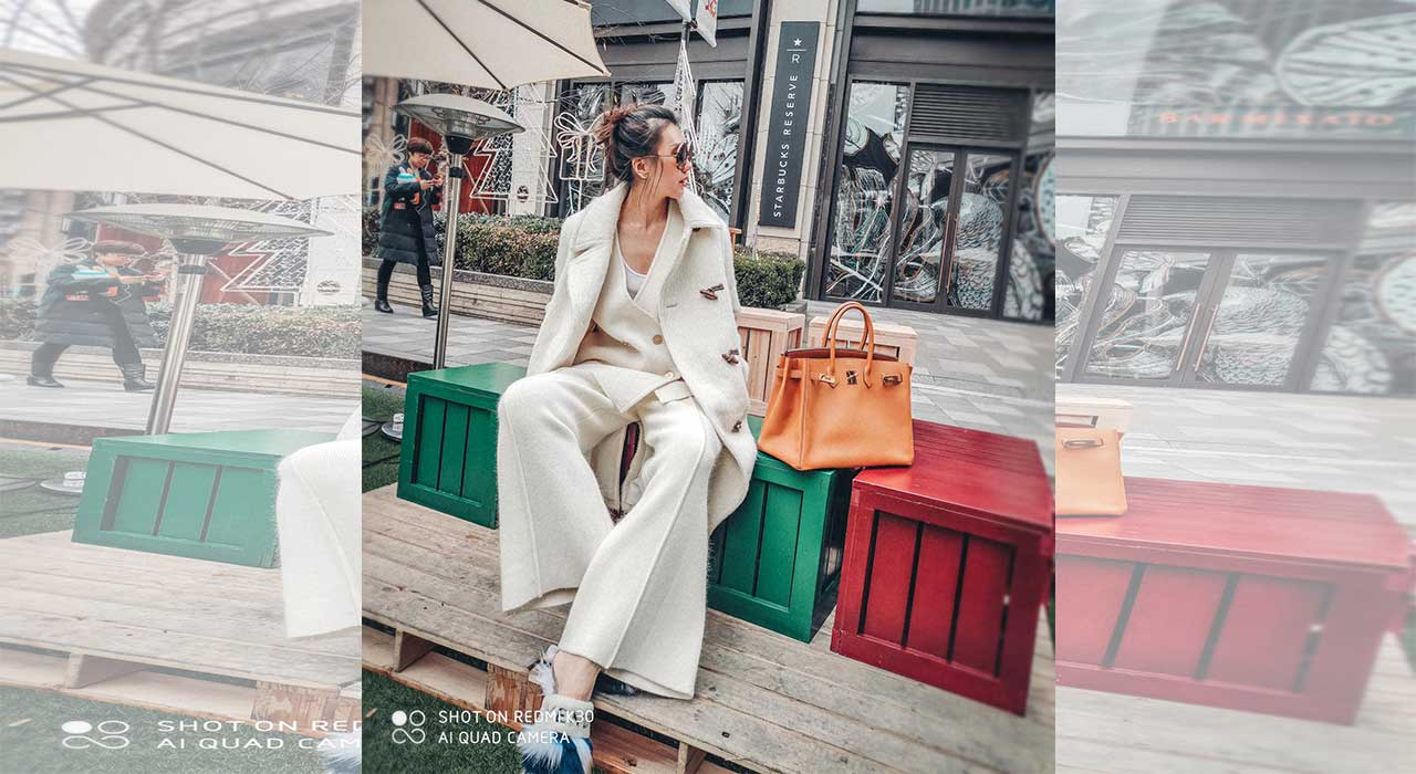 Doris's Fashion Diary by BUZZ Korea 2020/01月